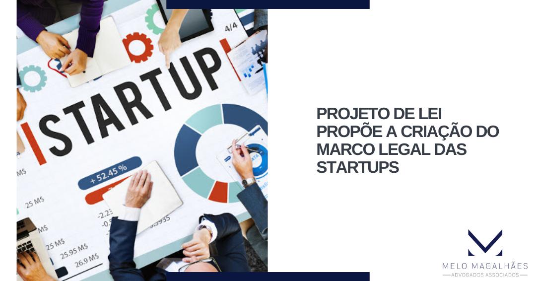 Projeto de lei propõe a criação do marco legal das startups